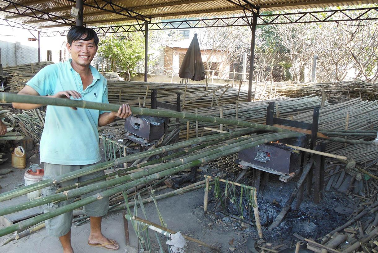 bamboo supplier