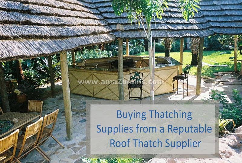 Thatching Supplies