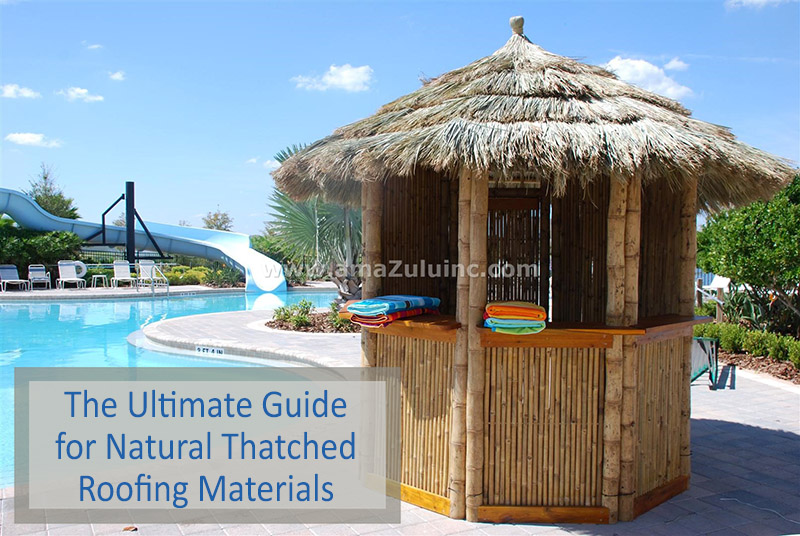 Natural Thatched Roofing