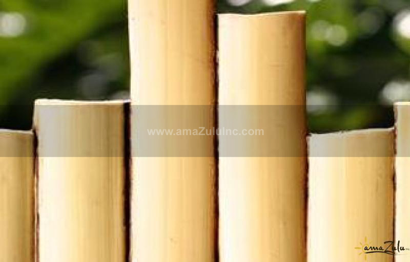 faux bamboo poles