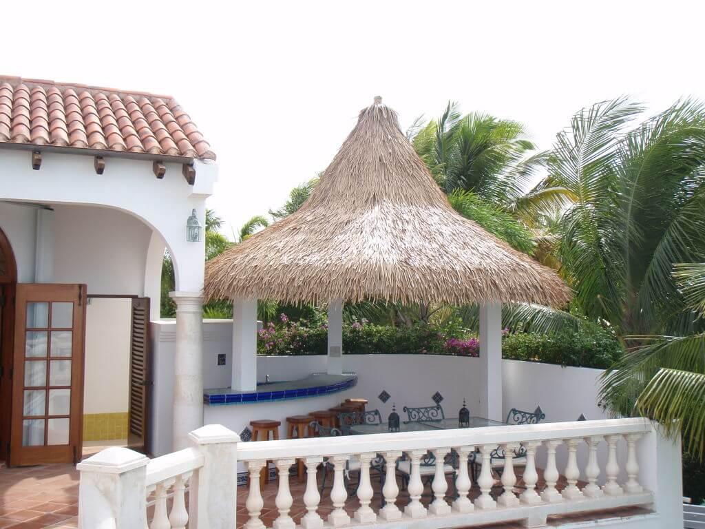 Viro Thatch Palm Subroof In Java And Bali Styles Amazulu