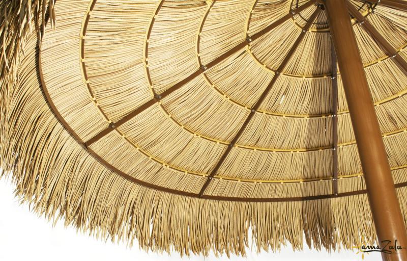 Thatch Umbrella Synthetic From Amazulu Inc Amazulu