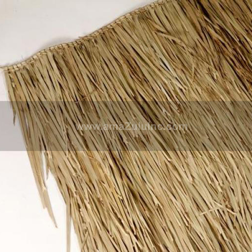 Thatched Roof Materials Natural Thatch Synthetic