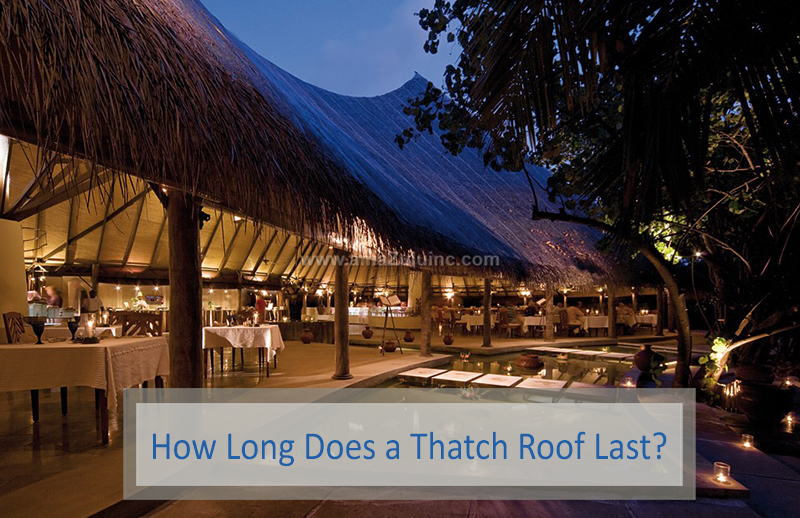 How Long Does a Thatch Roof Last