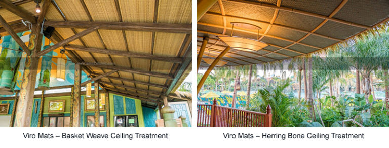 Viro Mats - Ceiling TreatmentsR