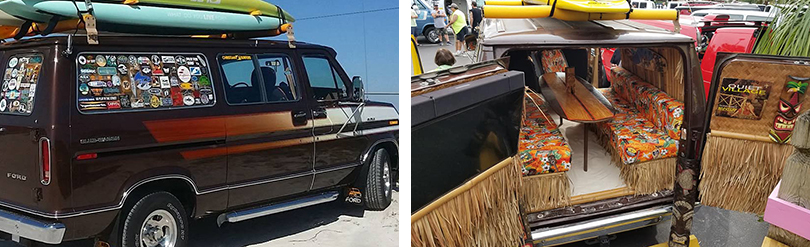 Mobile Tiki Shack