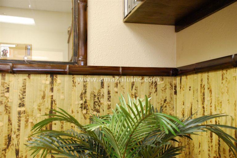 Bamboo Slats - Mahogany