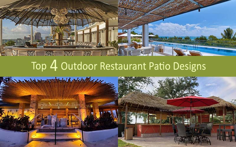 Restaurant Patio Designs