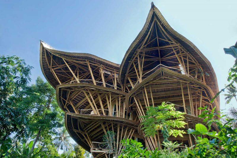 IBUKU Sharma Springs Petung Bamboo