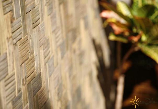 Wide Weave Bamboo Board