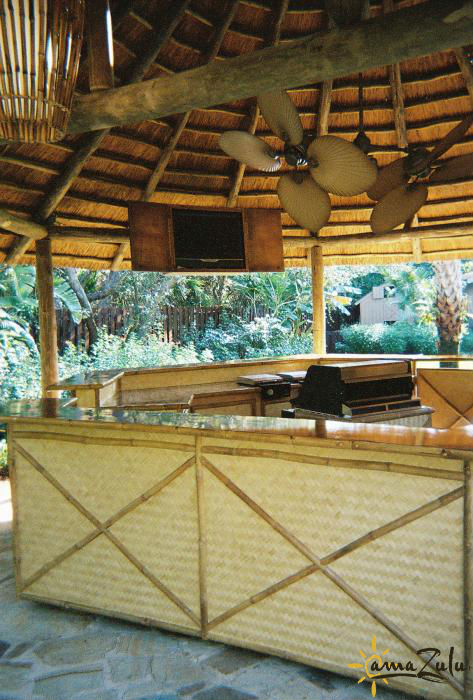 Bamboo & Thatch In Residential