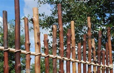 Delta River Fence